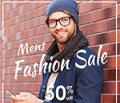 Rose Gal: 50% Off Men's Fashion + Free Shipping