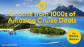 Expedia: Check Amazing Cruise Deals + Bonus Extras