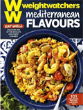 Weight Watchers: Eat Well Mediterranean Flavours Cookbook Only AU$15.95