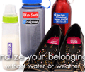 Label Your Stuff: Personalized Waterproof Labels From $14.95