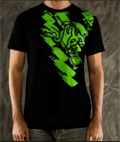 "Razer: RAZER ""SCRATCH"" TEE - MEN'S (SMALL)"