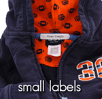 Label Your Stuff: Iron On Labels For Clothing From $12.95