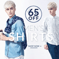 Rose Gal: 65% Off Men's Shirts + Free Shipping