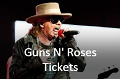 Viagogo: Guns N' Roses Tickets For You