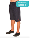 City Beach: Free Dexter Swelter Denim Shorts