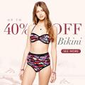 Rose Gal: 40% De Réduction Bikinis + Livraison Gratuite
