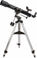 Orion Telescopes & Binoculars: Orion Observer 70mm Equatorial Refractor Telescope For $149.99