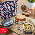 Fit & Fresh: St. Patrick Day: 50% Off Selected Lunch Kits
