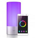 ComeBuy: Xiaomi Yeelight Lámopara De Noche, Luz LED, 16 Millones Color Opcional, Toque De Control