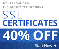 Network Solutions: 40% Off