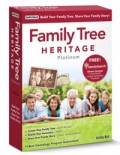 Individual Software: 26% Off On Family Tree Heritage™ Platinum 9 – Windows