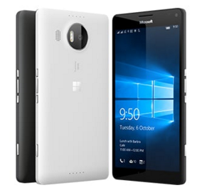 $150 off Save big on the Unlocked Microsoft Lumia 950 XL