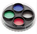 "Orion Telescopes & Binoculars: $17 Off 1.25"" Orion LRGB Astrophotography Filter Set"