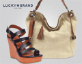 Gettington Credit Application: 40% Off Lucky Brand