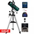 Orion Telescopes & Binoculars: $20 Off Orion StarBlast 4.5 EQ Telescope & Beginner Barlow Kit