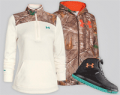 Gettington Credit Application: 20% Off Under Armour  Hunting Clothing & Footwear For The Family