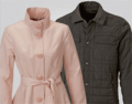 Gettington Credit Application: 50% Off Lightweight Coats For Him And Her