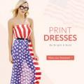 Rose Gal: Vestidos De Impresión Desde $ 9.99