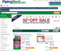 Piping Rock: 50% Off Select Piping Rock Brand Items