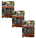 """Lock Laces: 3 Pack 72"""" Camo Laces Only $23.99"""