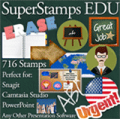 Camtasia: SuperStamps EDU By SoftwareCasa For $27