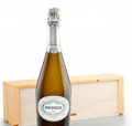 Pickup Flowers: Champagne Gift Crate For US$35.86
