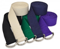 YogaDirect: 16% Off Yoga Strap - D-Ring - 8 Ft