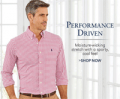 Rochester Clothing: 50% Off Polo Performance