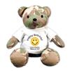 800Bear: Happy Birthday Camo Teddy Bear Only For $29.98