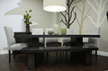Abt: Save Over $1500 Off Canadel Loft Collection Dining Room Set Davy - LOFTPKG1