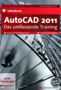 Video2brain: AutoCAD 2011 El Entrenamiento Integral  USD 83.72