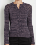 Inhabit: FINAL SALE: Two-Tone Cashmere Cardi For Only $118