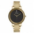 Timepieces USA: $100 Off Mens Gold Watch