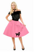 Costume Kingdom: 16% Off Poodle Skirt Costume + Free Shipping
