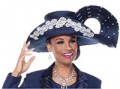 Women Suits: $20 Off Women's Brocade Hat By Donna Vinci