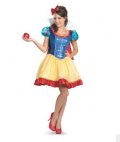 Costume Kingdom: 41% Off Deluxe Fantasy Snow White Costume + Free Shipping