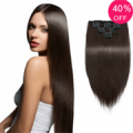 Best Hair Buy: 40% Off Select Clip In Hair Extensions