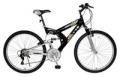 "Fingerhut: $78 Off Titan Punisher Unisex 26"" 21-Speed Full Suspension Mountain Bike"