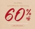 Rose Gal: 60% Rabatt Auf Globales Einkaufsfestival
