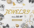 Rose Gal: Tienda MEGA Christmas Jewelry De $ 0.89