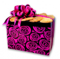 Cookies From Home: Roses For You Gourmet Gift Box - 48 Cookies Just $55