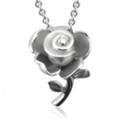 DiamondDelight: Only $69.99 On Rose Flower Neckless