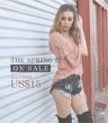 SheIn: All Under $15 The Spring It