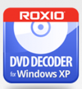 Roxio: CinePlayer DVD Decoder For Windows XP/Vista