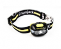 SUNJACK: USB Rechargeable HeadLamp