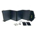 SUNJACK: SunJack 20W +2x8000mAh Battery