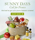 The Fruit Company: Sunny Days Call For Picnics