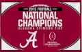 Champions On Display: 70% Off Alabama Crimson Tide Banner Flag
