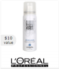 Beauty Care Choices: Free Techni.Art Extreme Lacquer Hairspray
