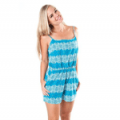 All For Color: Capri Cove Charlotte Romper Only $18.99